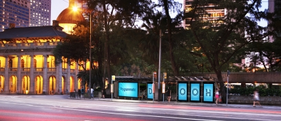 Programmatic Digital Out-of-Home offering in Hong Kong