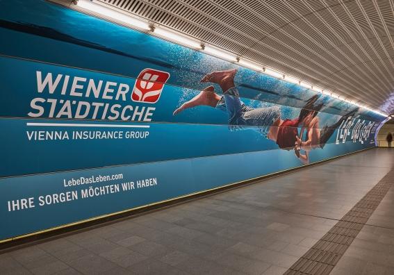 Wiener Städtische Brand Area