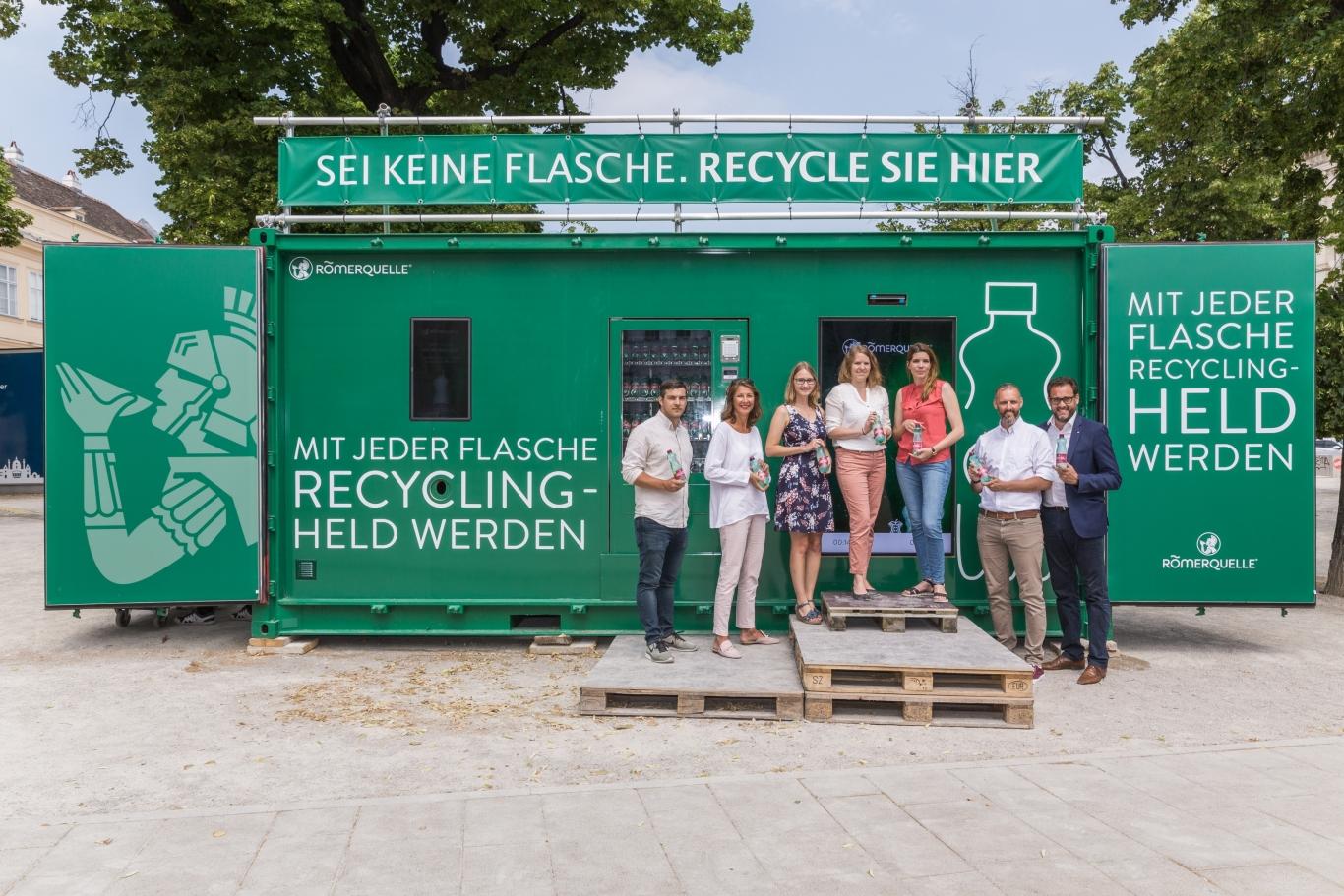Römerquelle Recycling