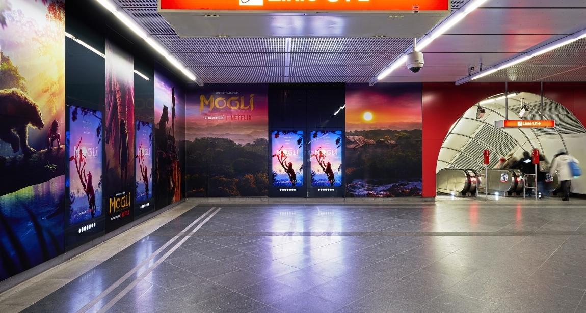 Transport Media Brand Area Mogli