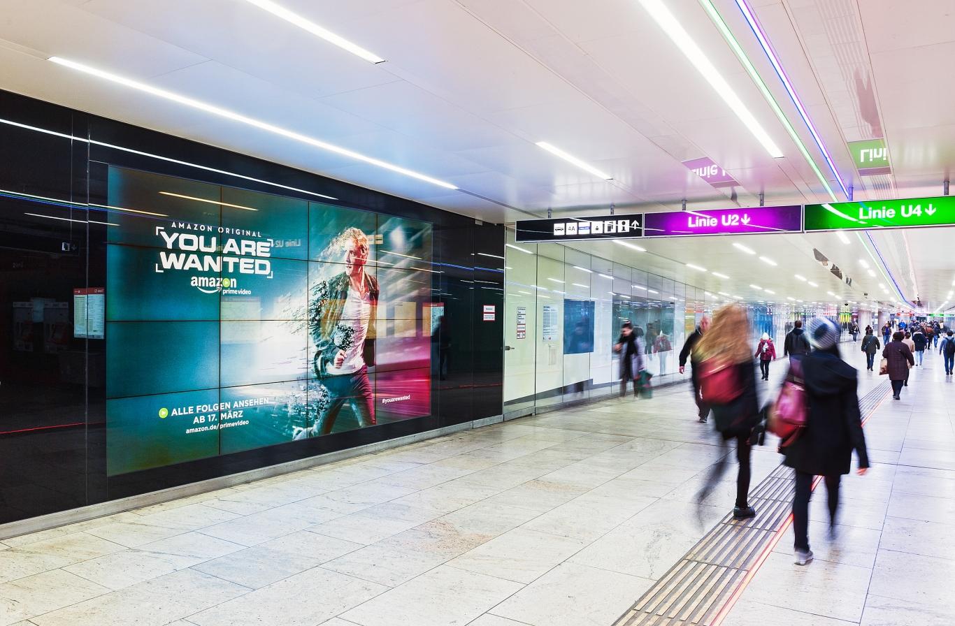 Digital Media Indoor Amazon