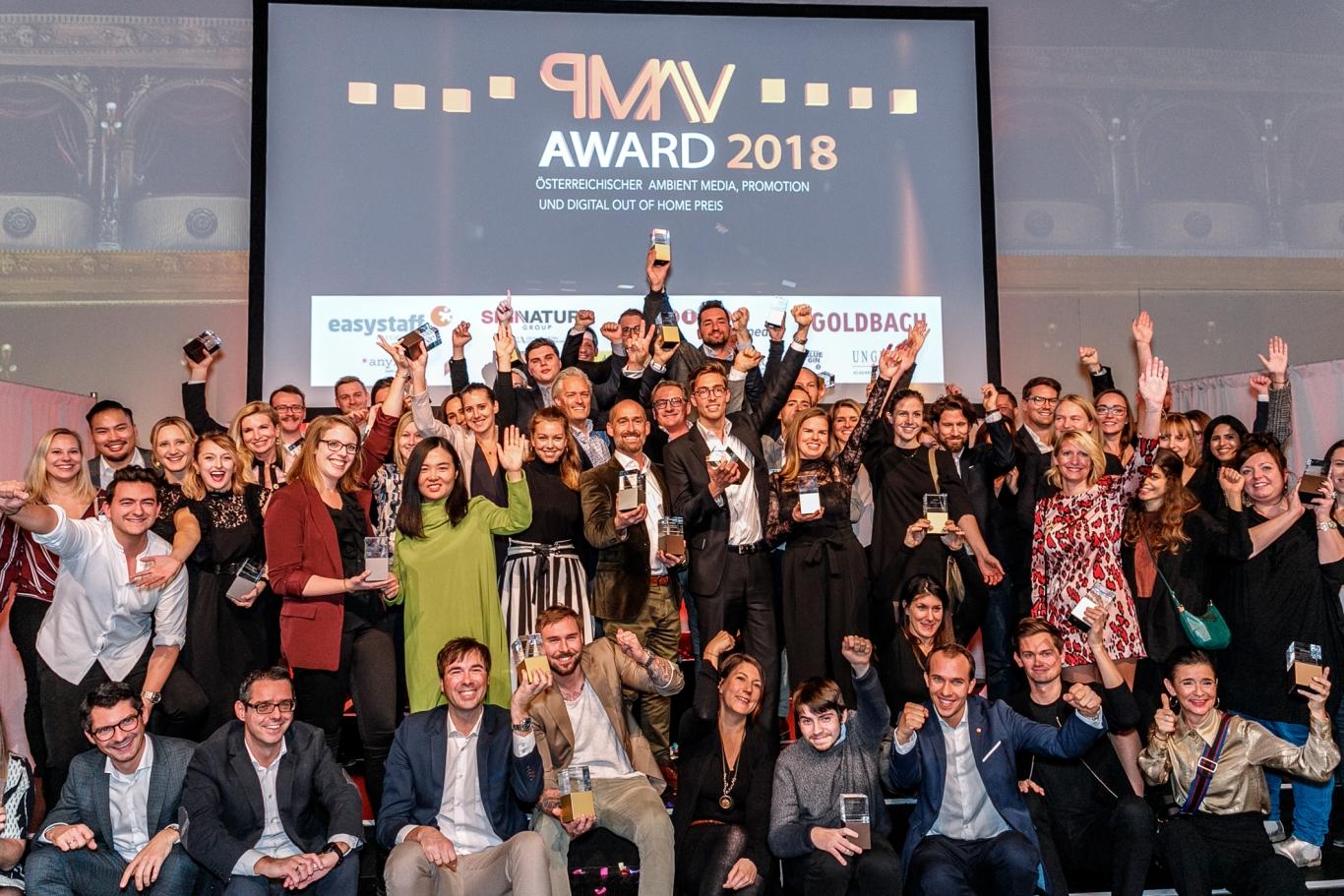 Vamp Award 2018