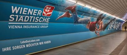 Transport Media Brand Area Wiener Staedtische
