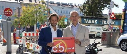 Gewista Caritas Citybike Wien
