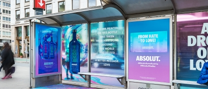 Innovative and Ambient Media Wartehalle Absolut Vodka_3