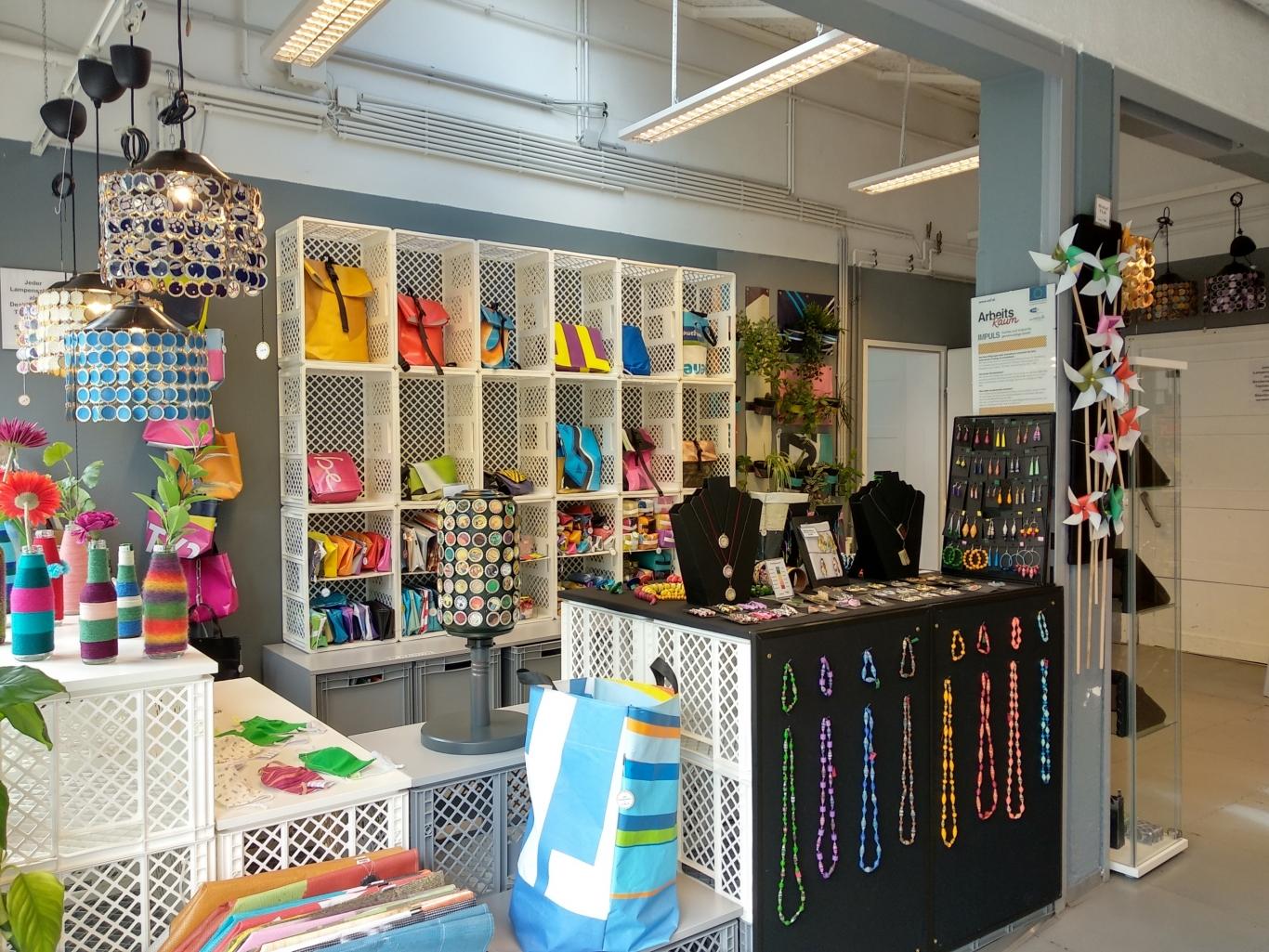 ArbeitsRaum Shop