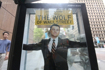 JCDecaux Wolf of Wall Street