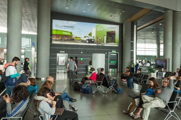 aeropuerto el dorado caja de luz salidas nacionales