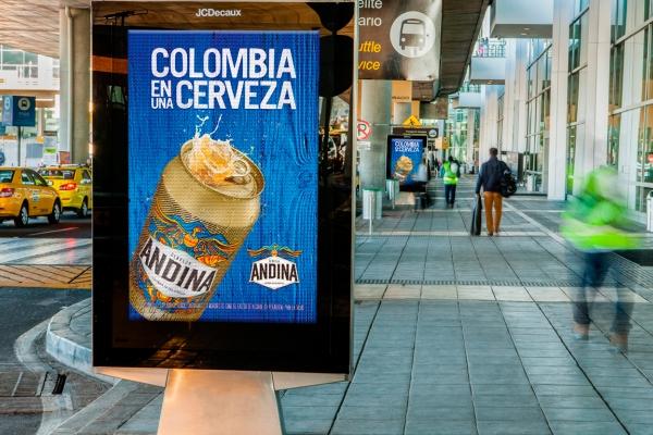 Circuito Dorado Aeropuerto Internacional El Dorado Pantallas Digitales