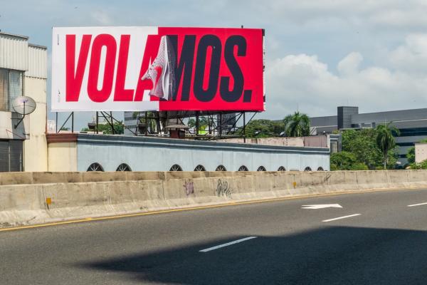 Exhibe tu marca en azoteas publicitarias de la Ciudad de Panamá.