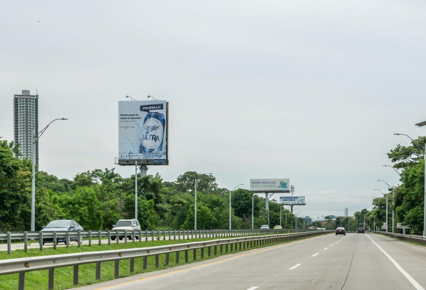 Vallas publicitarias de gran formato y digitales en Panamá