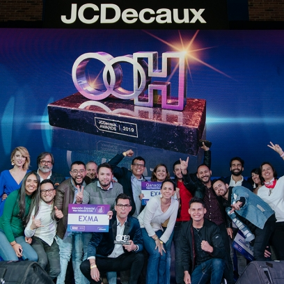 JCDecaux Awards 2019