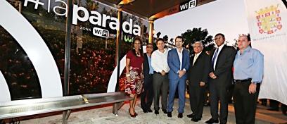 Conmemoración del proyecto Smart City en Panama